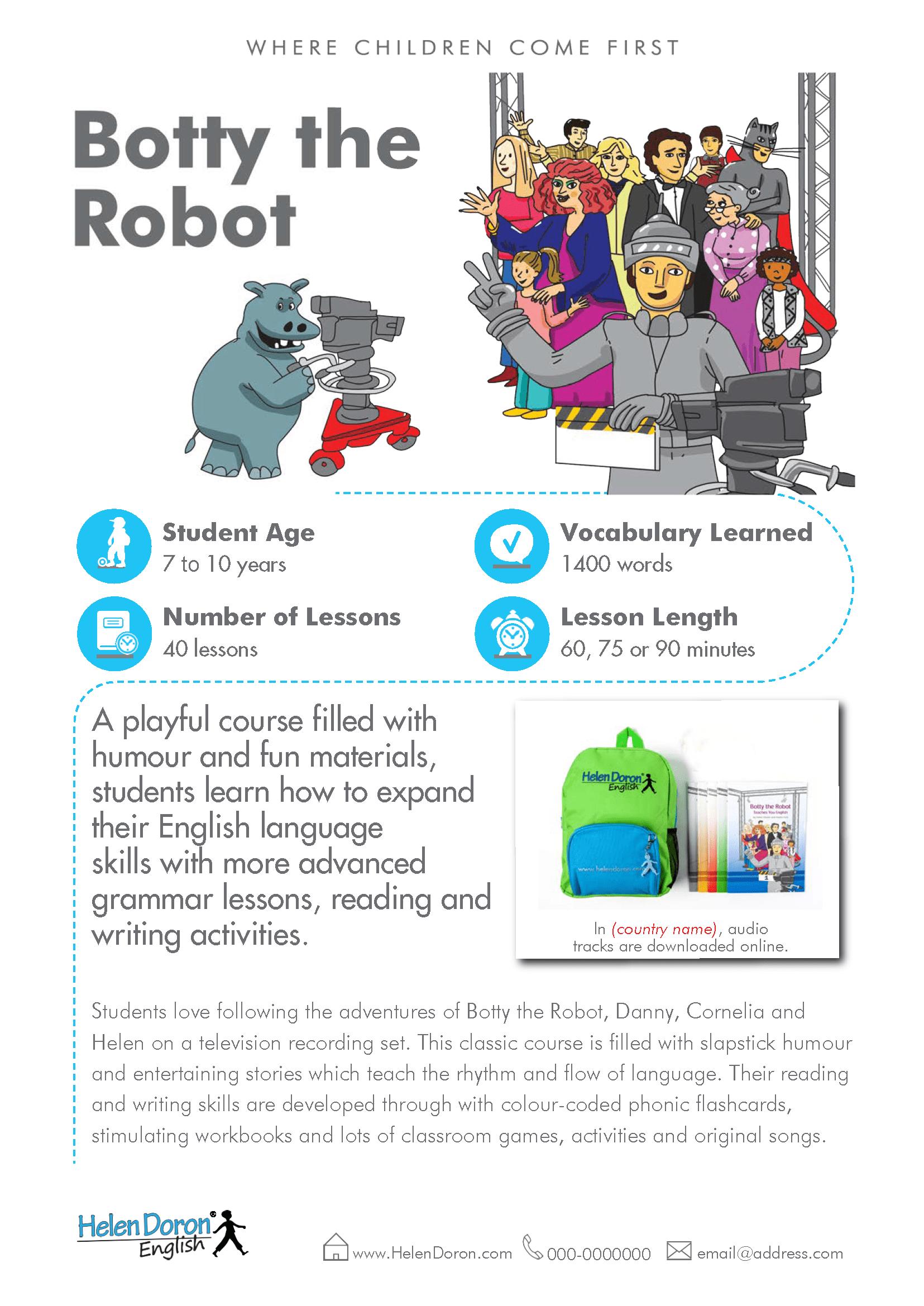 Preuzmi - Botty the Robot 