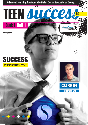 Pogledaj - Teen Success (B2)