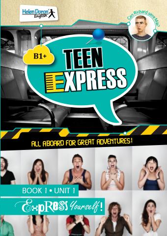 Pogledaj - Teen Express (B1+)